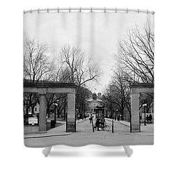 Mcgill Gates Shower Curtain