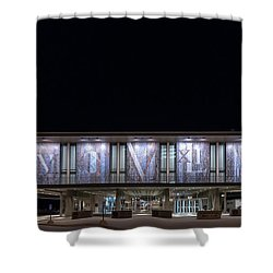 Shower Curtain featuring the photograph Mcmxliviii by Randy Scherkenbach