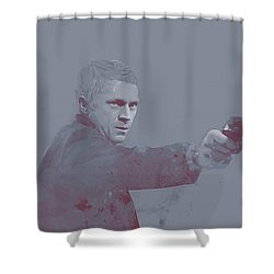 Mcqueen Shower Curtain
