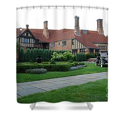 Meadowbrook Hall Shower Curtain
