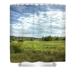 Meadowlands Shower Curtain
