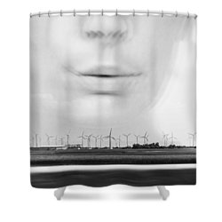 Meaning Of Life Shower Curtain