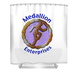 Medallion Enterprises Shower Curtain