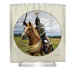 Medieval And Renaissance Shower Curtain