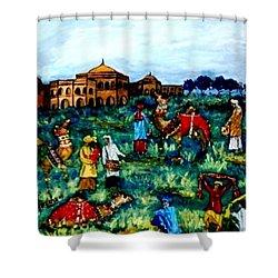 Mela - Carnival Shower Curtain