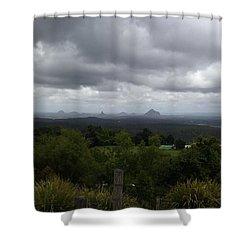 Melany Shower Curtain