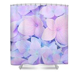 Mellifluence Shower Curtain by Iryna Goodall
