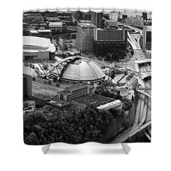 Mellon Arena  Shower Curtain