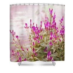 Mellow Afternoon Shower Curtain