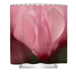 Shower Curtain featuring the photograph Meltdown by Connie Handscomb