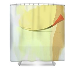 Memento Shower Curtain