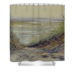 Memories For Ginny Shower Curtain