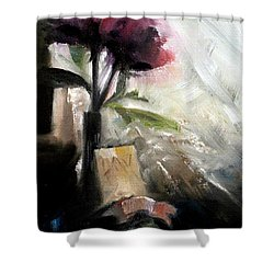 Memories In The Making Timeless Still Life Painting Shower Curtain