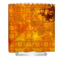 Memories Of Another Time II Shower Curtain
