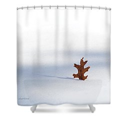 Memories Of Autumn Shower Curtain by Michelle Wiarda