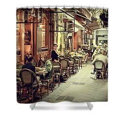 Memory Lane Arcanum Edition Shower Curtain