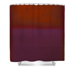 Memory Mark Shower Curtain by Charles Stuart