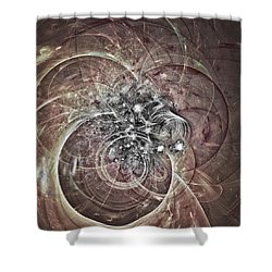 Memory Remains Shower Curtain