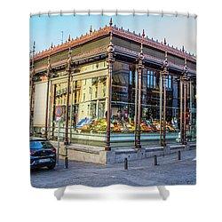 Mercado San Miguel, Madrid Shower Curtain