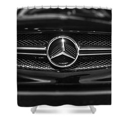 Mercedes Amg Shower Curtain