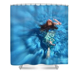 Mermaid Caroline Shower Curtain