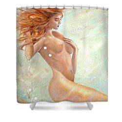 Mermaid Dream Shower Curtain