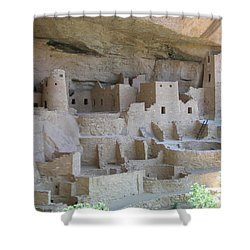 Mesa Verde Community Shower Curtain