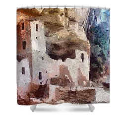 Mesa Verde Shower Curtain