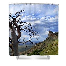 Mesa Verde Mood Shower Curtain