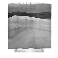 Mesquite Dunes - Death Valley - 2015 Shower Curtain