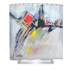 Metro Energy Shower Curtain