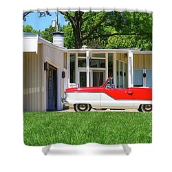 Metropolitan Shower Curtain