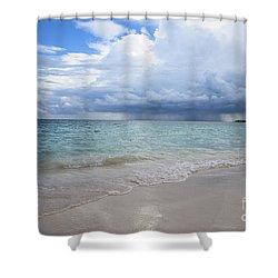 Mexican Coast Shower Curtain