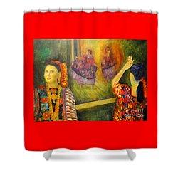 Mexican Festival Shower Curtain
