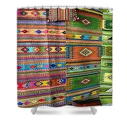 Mexico Memories 8 Shower Curtain