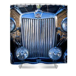 Mg Cars 003 Shower Curtain