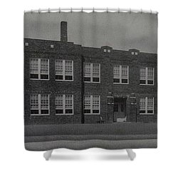 Mhs 2  Shower Curtain