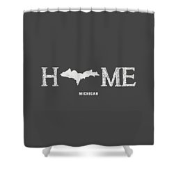 Mi Home Shower Curtain by Nancy Ingersoll