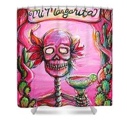 Mi Margarita II Shower Curtain