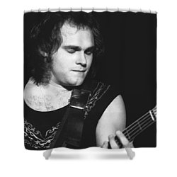 Michael Anthony Shower Curtain by Ben Upham