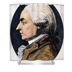 Michel G.j. De Crevecoeur Shower Curtain by Granger