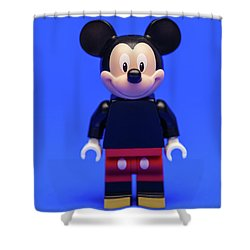Mickey Mouse Shower Curtain