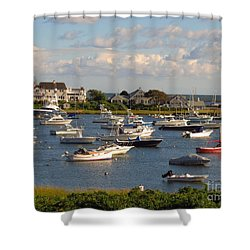 Mid Week At The Cape Shower Curtain