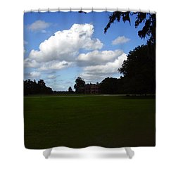 Middleton Place Shower Curtain by Flavia Westerwelle