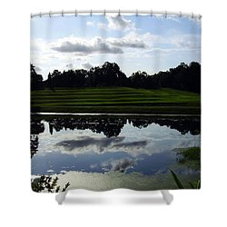 Middleton Place II Shower Curtain by Flavia Westerwelle