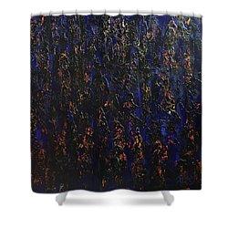 Midnight Dream Shower Curtain