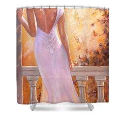 Midsummer Shower Curtain
