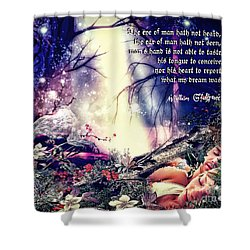 Midsummer Night Dream Shower Curtain