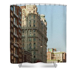 Midtown Manhattan Apartments Shower Curtain