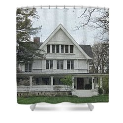 Midwest Living Shower Curtain by Kathie Chicoine